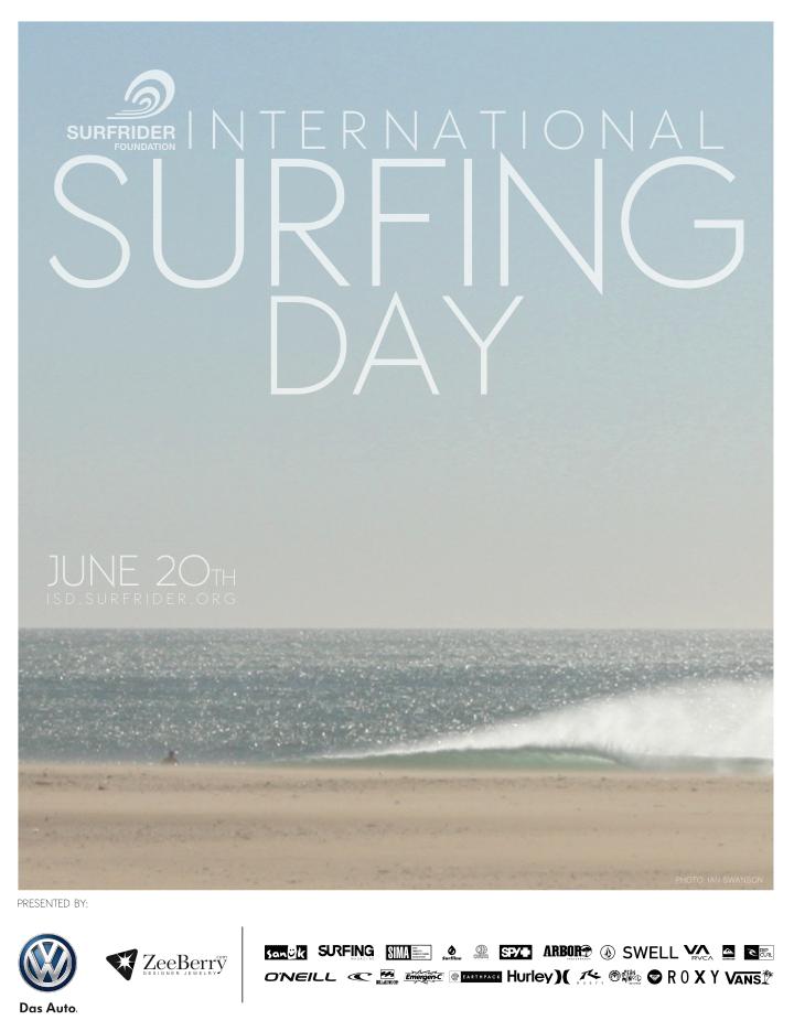 International Surfing Day 2014