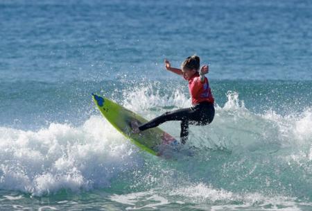 Bodhi Leigh-Jones photo: Surfing Nsw