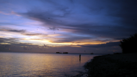 Photo: Heron Island Sunset GBR, taken by Rachael Marshall