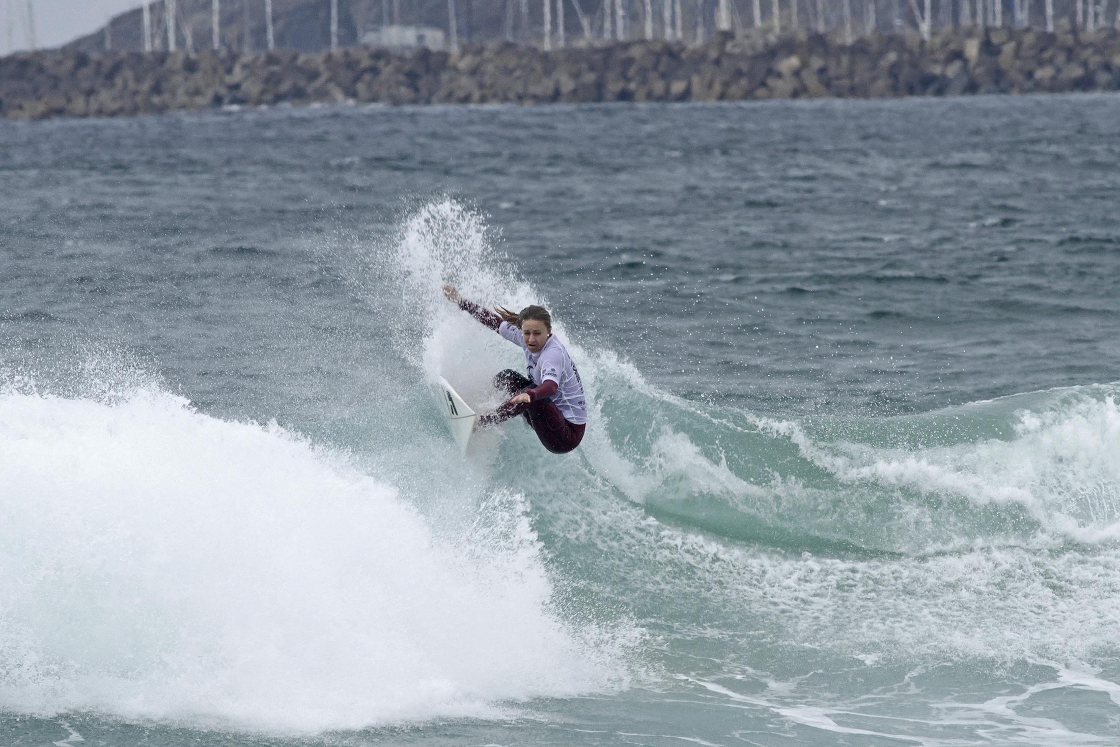 Jess Grimwood Photo: Surfing Australia/Smith