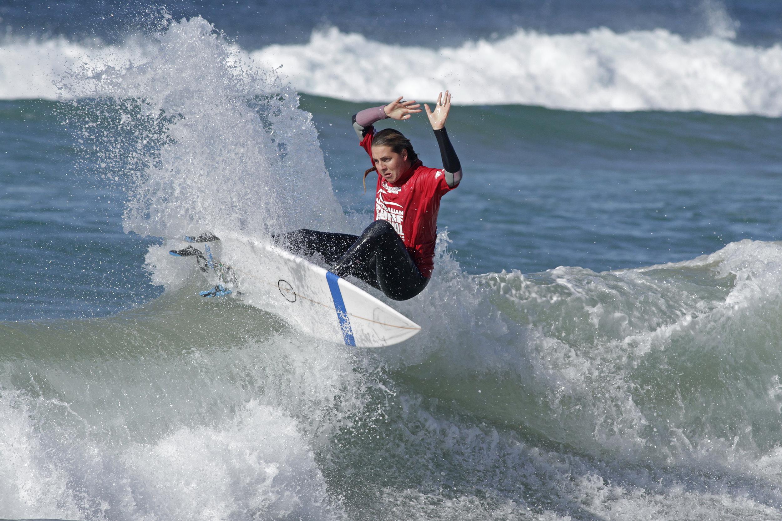 Photo: Surfing Australia / Nikon - www.mynikonlife.com.au