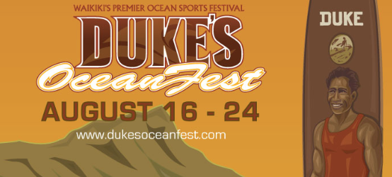 Dukes Oceanfest logo