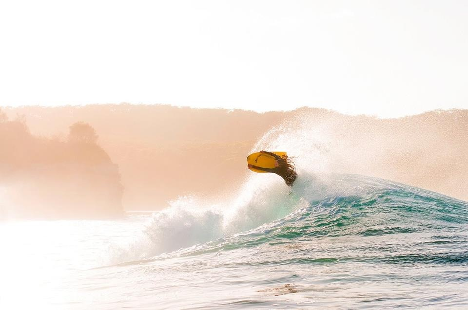 Aussie Pipe PHOTO: Matt West