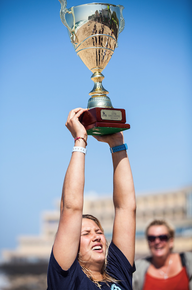 Alexandra Rinder wins World Tour
